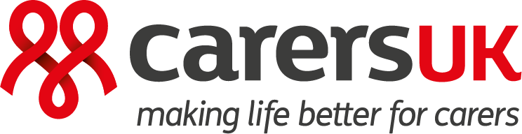 Logo - Carers UK, making life better for carers.