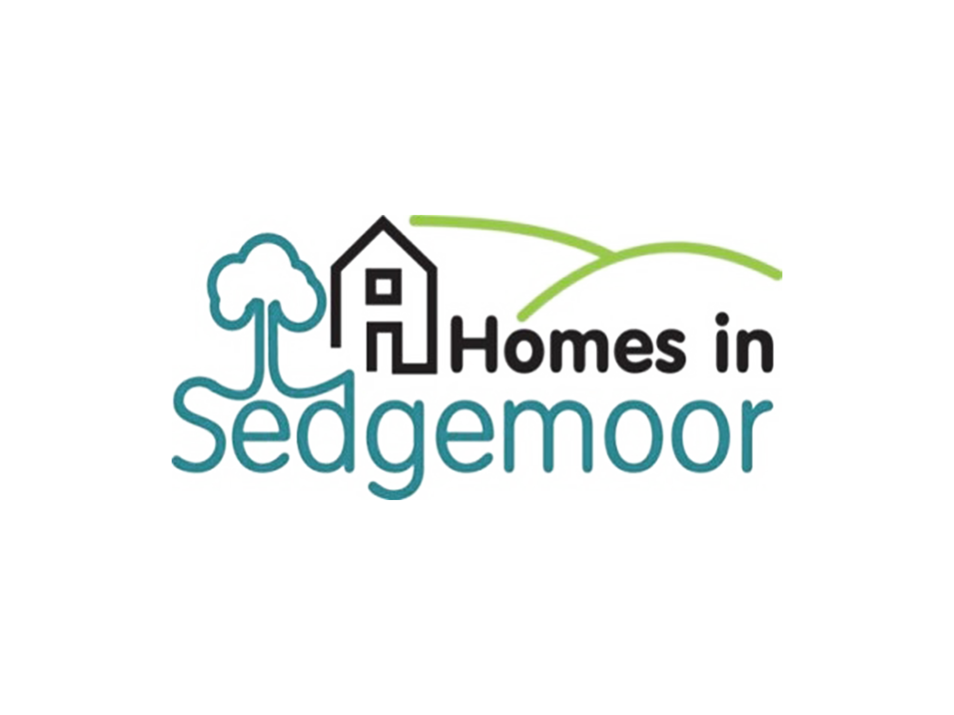 Homes in Sedgemoor logo
